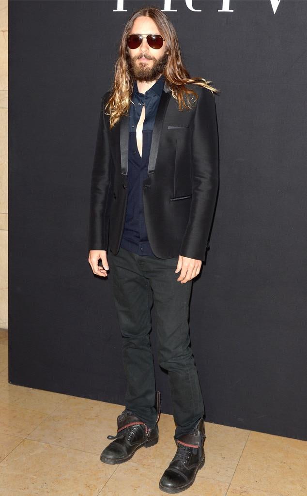 Jared Leto, Paris Fashion Week