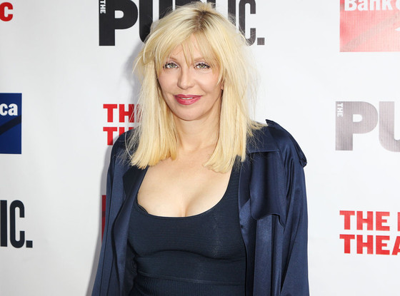 Courtney Love Turns 50 Is Currently Obsessed With Sex