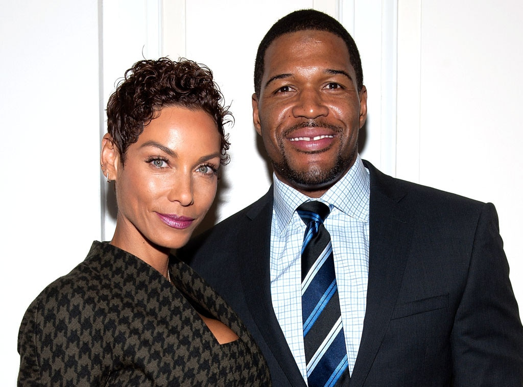 Is michael strahan dating again