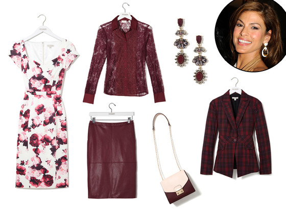 Eva Mendes\' Latest New York & Company Collection Is Here—but No ...