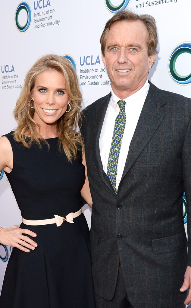 Cheryl Hines, Robert Kennedy Jr