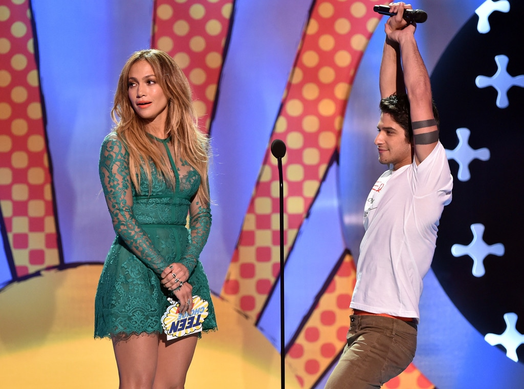 The Biggest Moments From the 2014 Teen Choice Awards - E! Online - AU