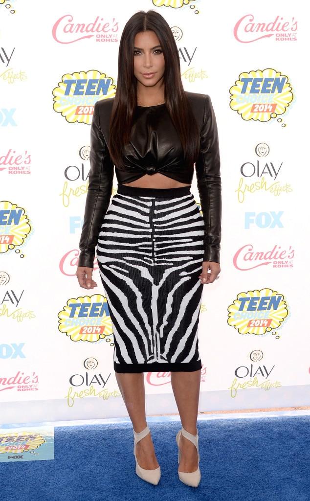 Kim Kardashian, Teen Choice Awards