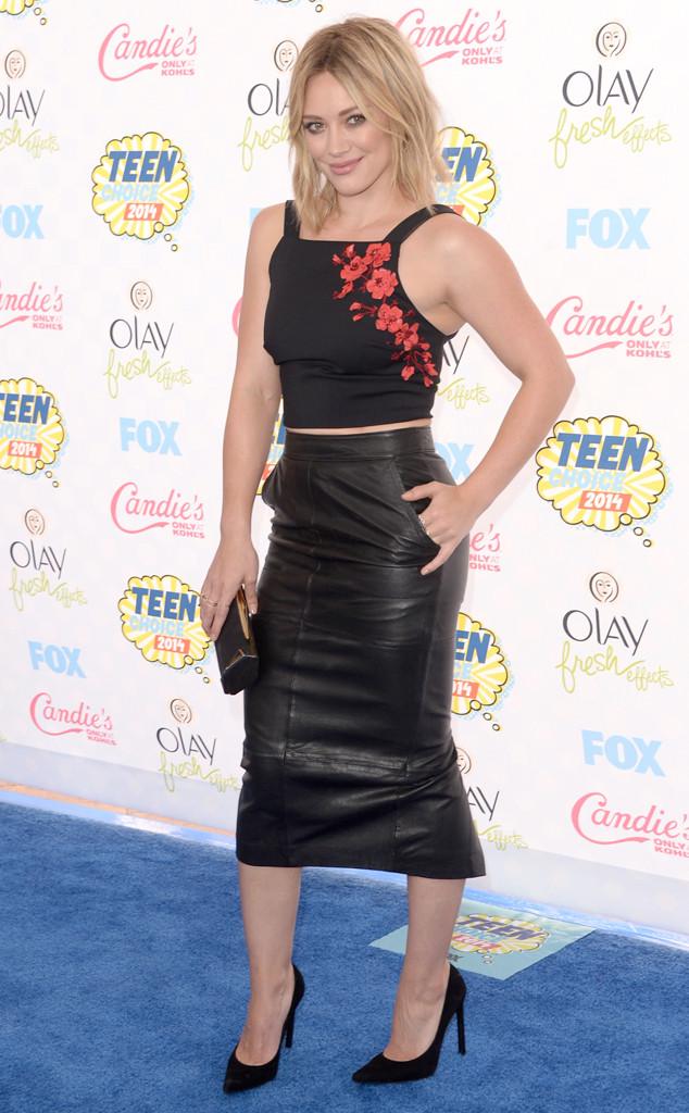 Hilary Duff, Teen Choice Awards