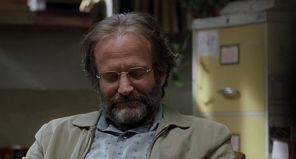 Robin Williams, Good Will Hunting