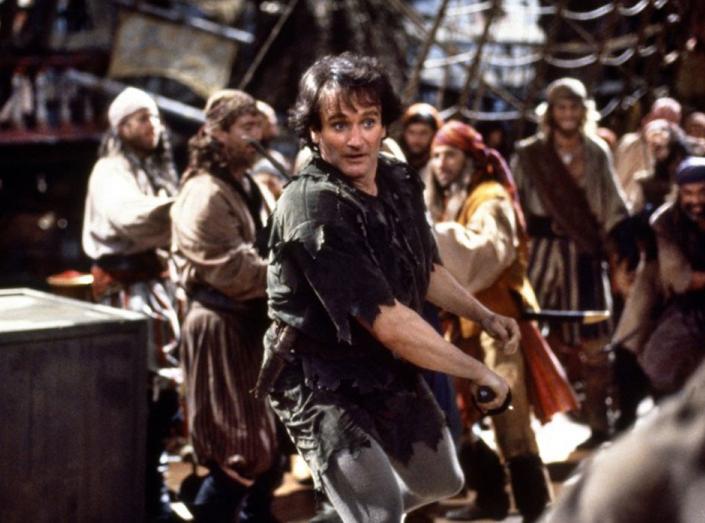 Hook, Robin Williams