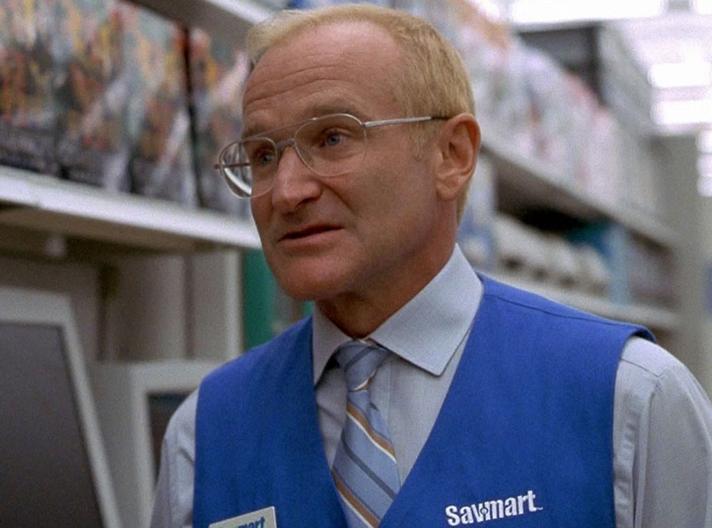 One Hour Photo, Robin Williams