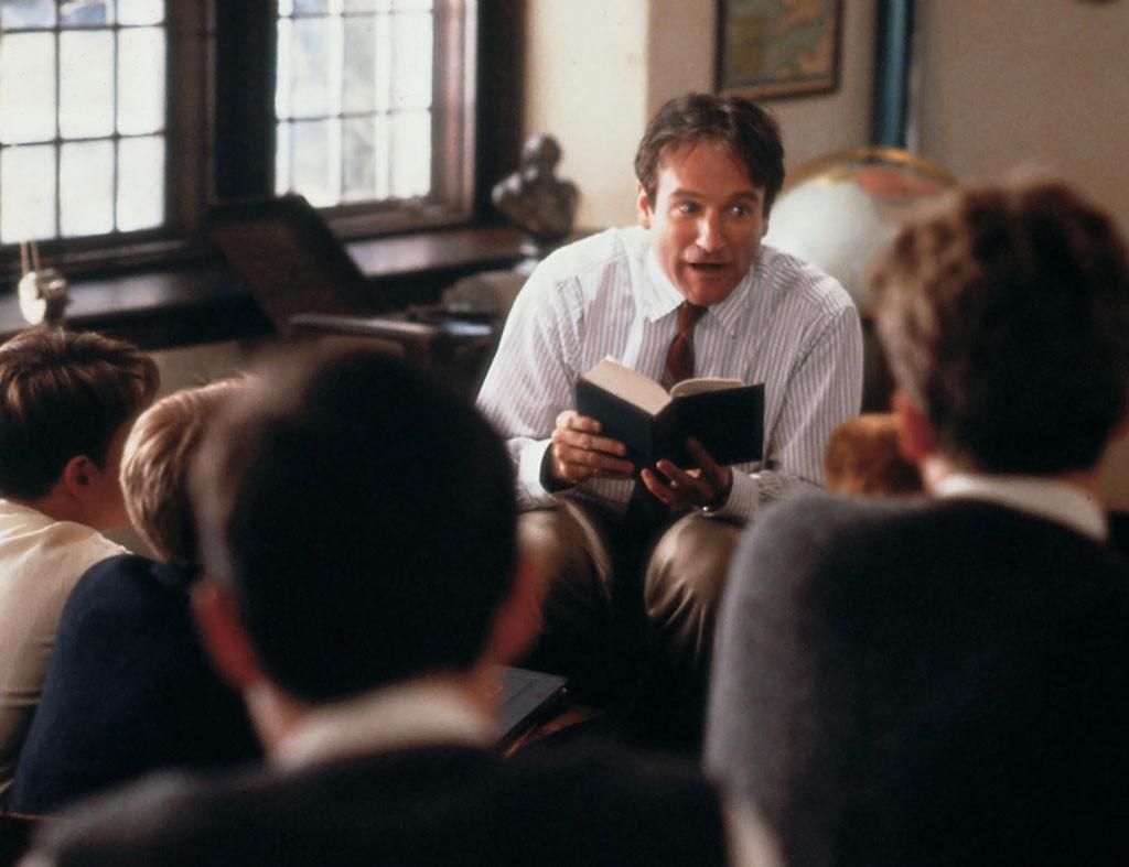 Dead Poets Society, Robin Williams