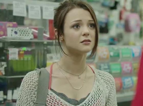 Kathryn Prescott, Finding Carter