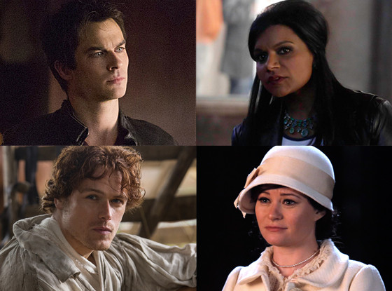 Spolier Chat, Vampire Diaries, Mindy Project, Outlander, Once Upon a Time