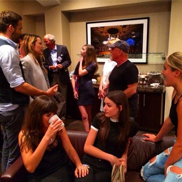 Christie Brinkley, Billy Joel, Ryan Reynolds, Blake Lively