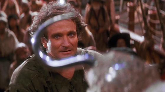 Robin Williams, Hook