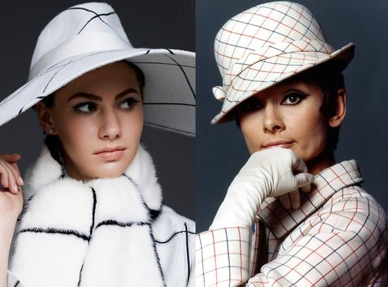 Emma Ferrer, Audrey Hepburn, Harper's Bazaar