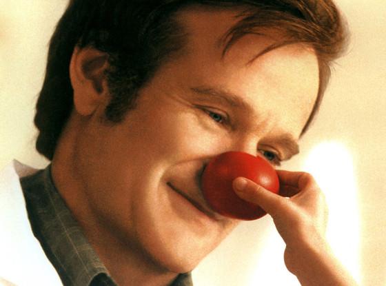 Patch Adams, Robin Williams