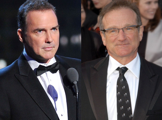 Robin Williams, Norm MacDonald