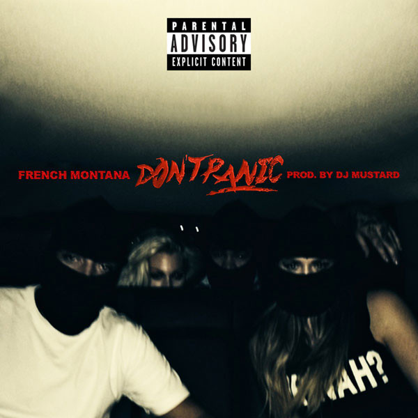 French Montana, Khloe Kardashian, Don't Panic Single
