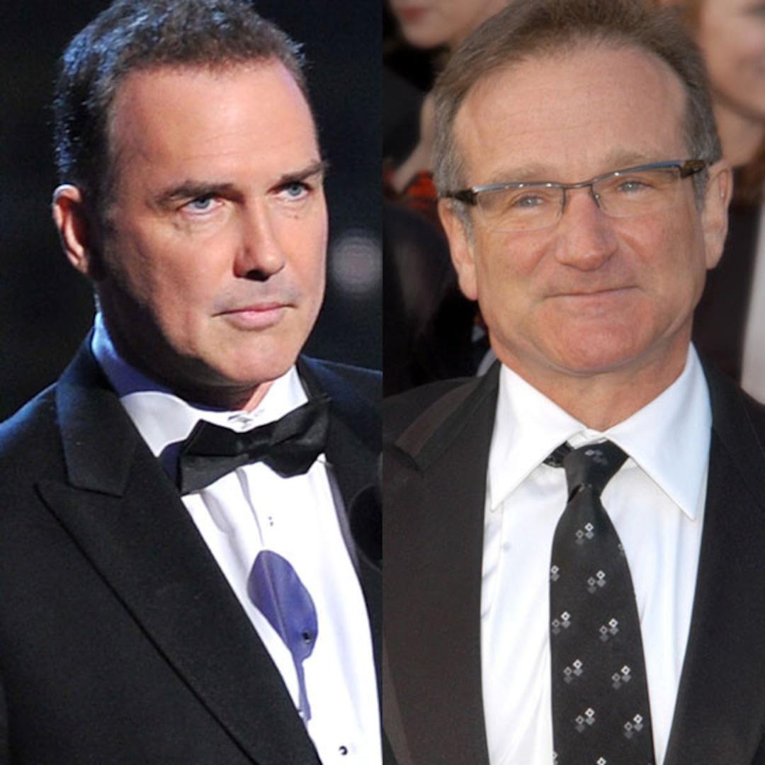 Norm Macdonald Recalls First Meeting Robin Williams (Grab ...