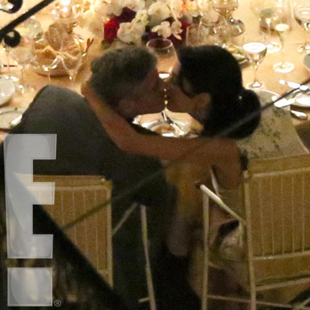 George Clooney And Amal Alamuddin Sample Wedding Food