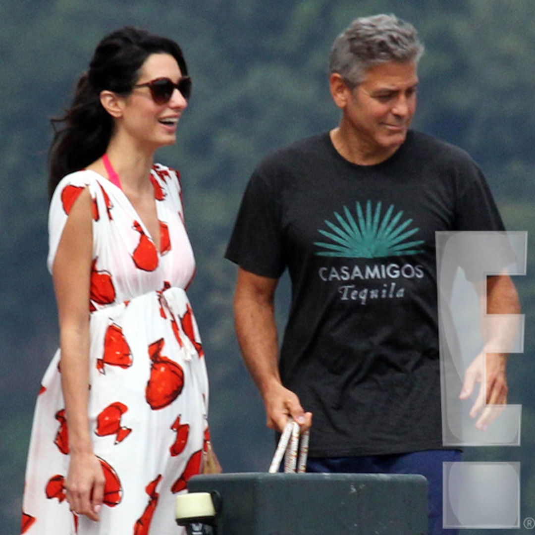 Amal Alamuddin Is Not Pregnant—Sorry, No Baby On The Way