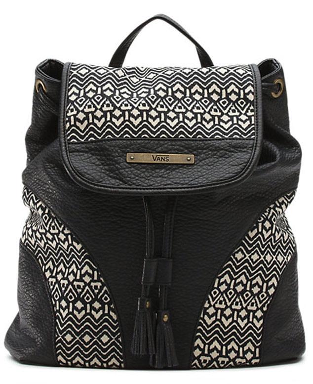 Backpacks, Vans