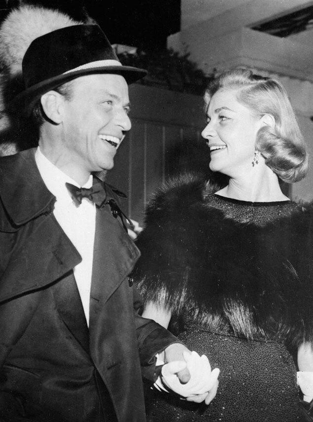 Lauren Bacall, Frank Sinatra