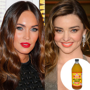 The Megan Fox Beauty Trick: Vinegar Diet