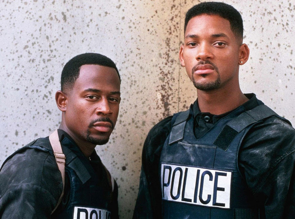 Martin Lawrence, Will Smith, Bad Boys