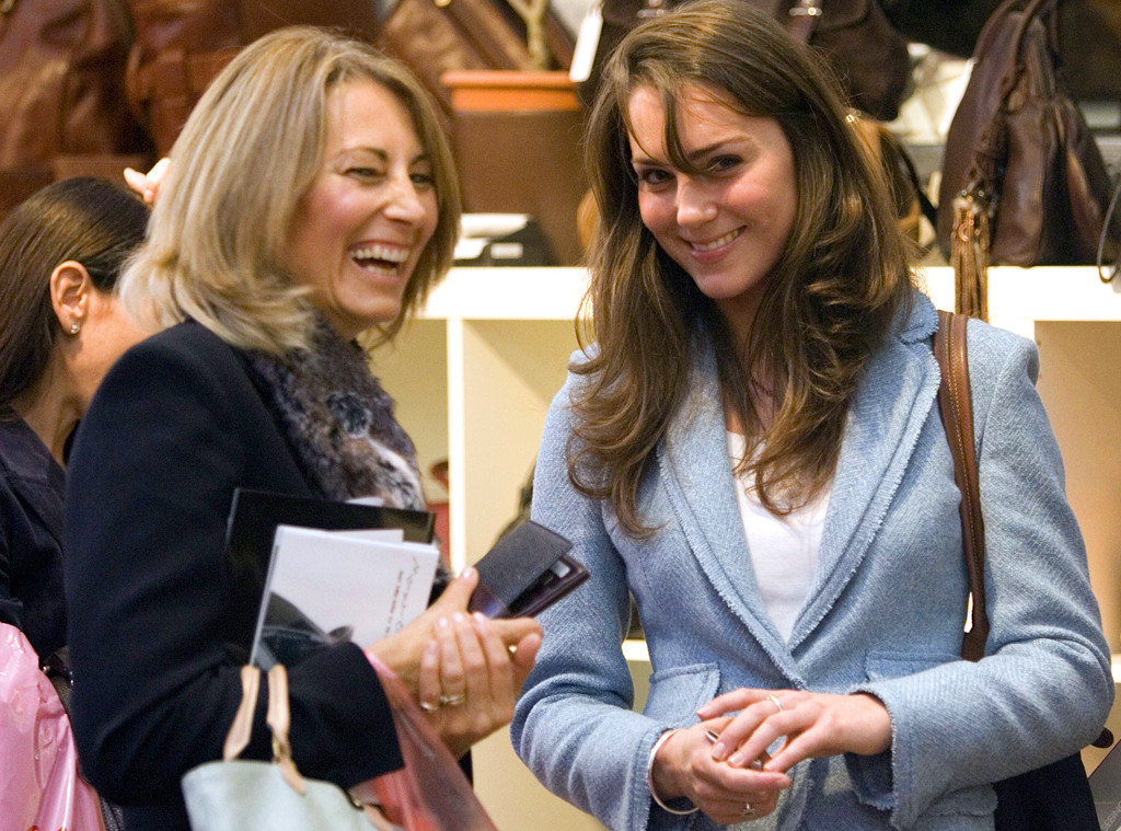 Carole Middleton, Kate Middleton, Duchess Catherine