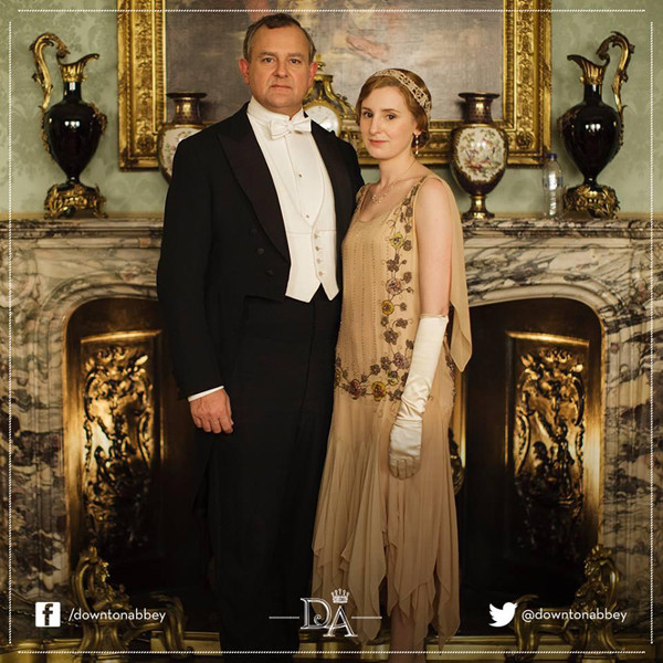 Downton Abbey, Twitter