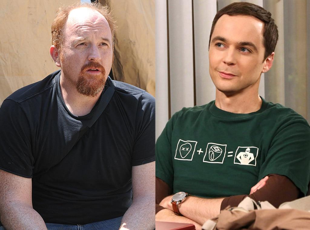 Jim Parsons, Louis CK, Emmy Predictions