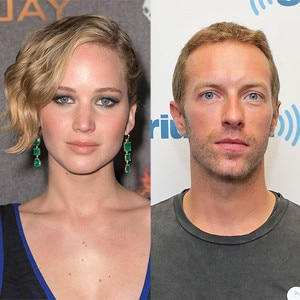 Jennifer Lawrence, Chris Martin