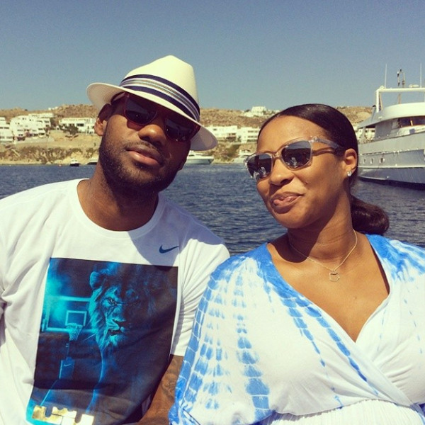 Lebron James Wife Savannah Brinson Gives Birth To Baby