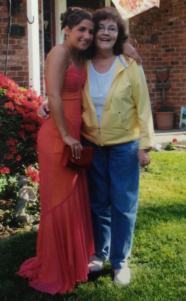 Tierney Bricker, Flashback, Junior Prom