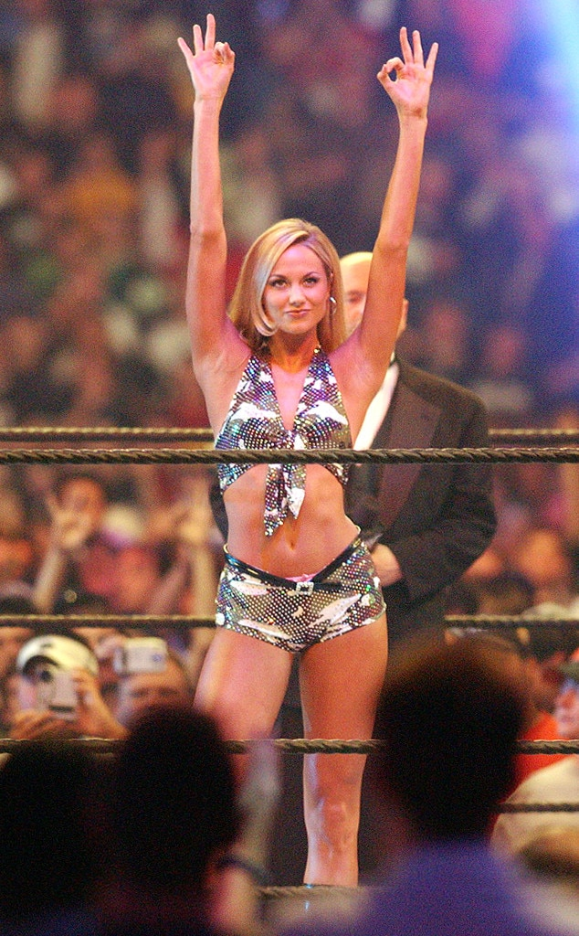Stacy Keibler, Celebs that started as WWE stars