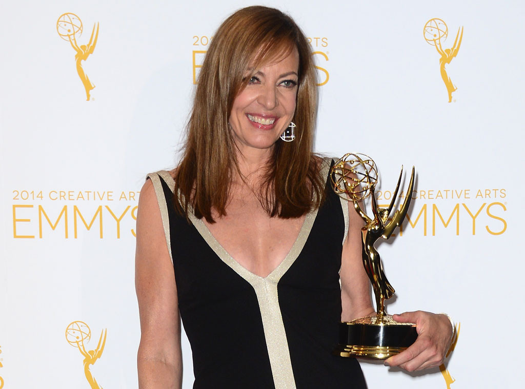 Creative Arts Emmy Awards, Allison Janney