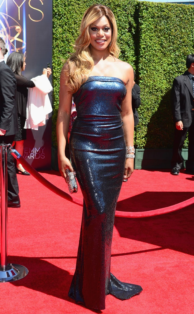Creative Arts Emmy Awards, Laverne Cox