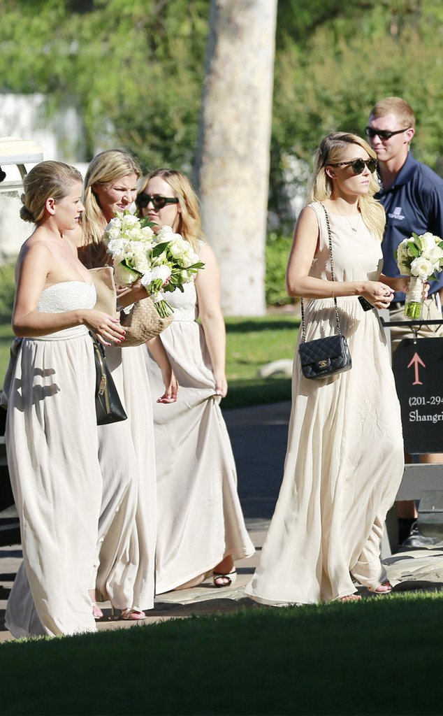 Lauren Conrad Was A Beautiful Bridesmaid See The Photos E Online Uk
