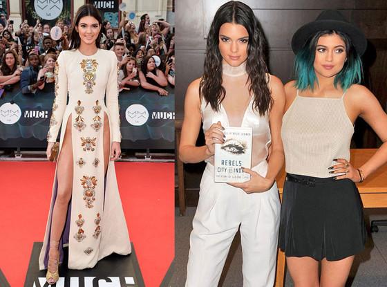 Kendall Jenner, Kylie Jenner, best kardashian moments of summer