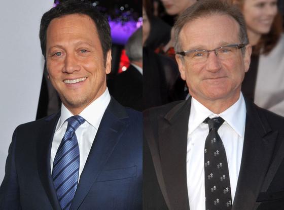 Robin Williams, Rob Schneider