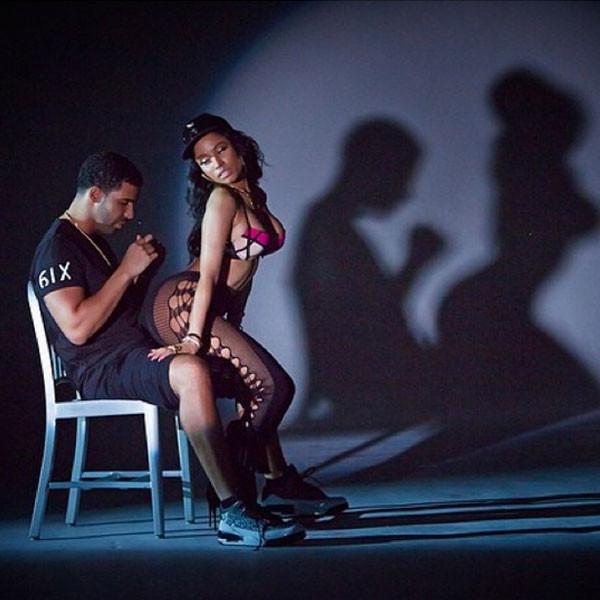Nicki Minaj, Drake, Instagram