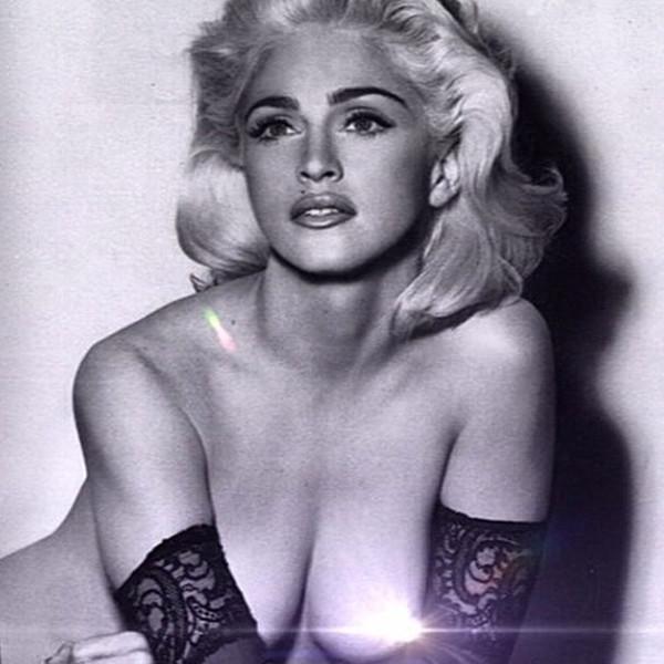 Madonna, Instagram