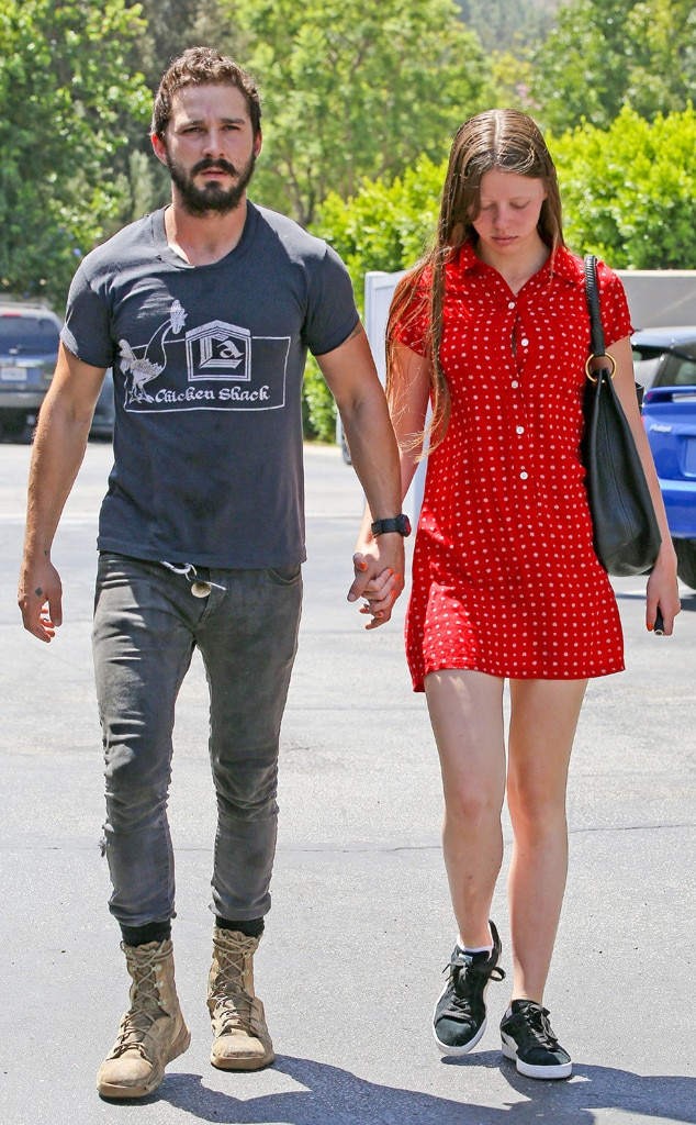 Who is shia labeouf dating 2011 6