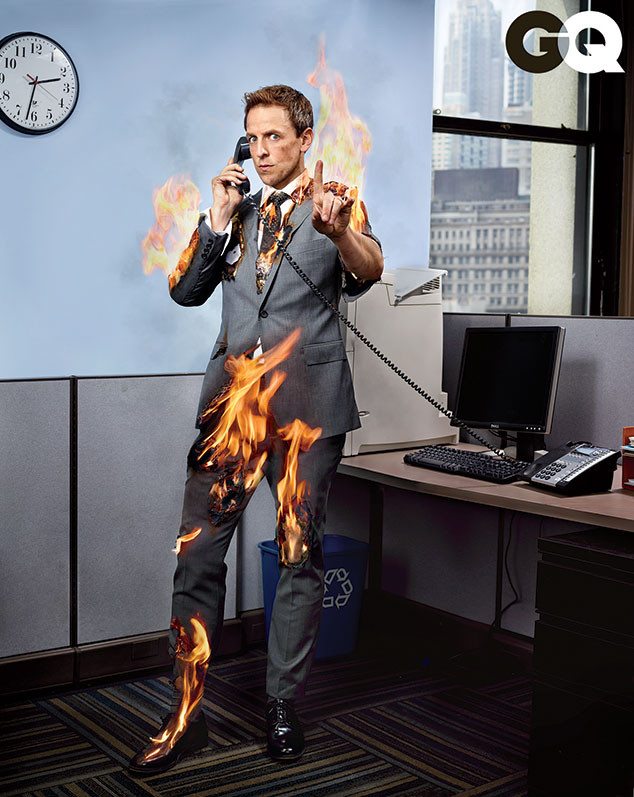 Seth Meyers, GQ