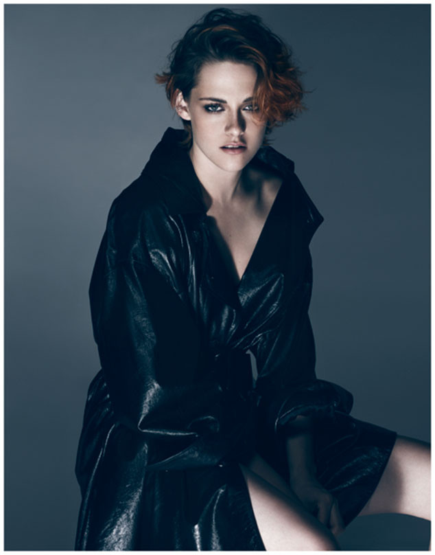 Kristen Stewart, Interview Germany