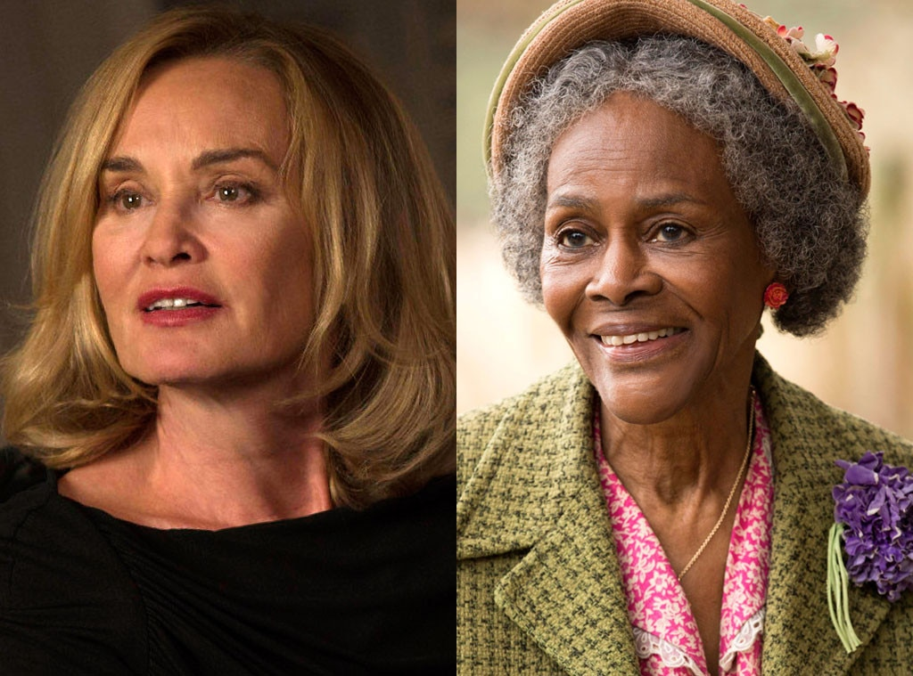 Jessica Lange, America Horrow Story: Coven, Cicely Tyson, The Trip to Bountiful