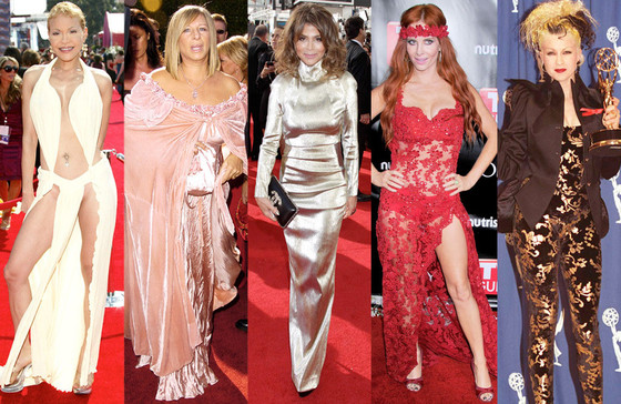 Emmys, All-Time Worst-Dressed