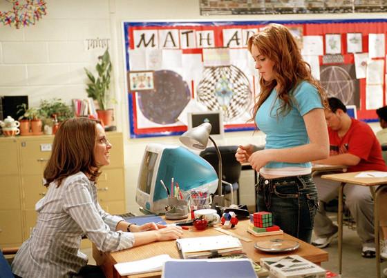 Lindsay Lohan, Tina Fey