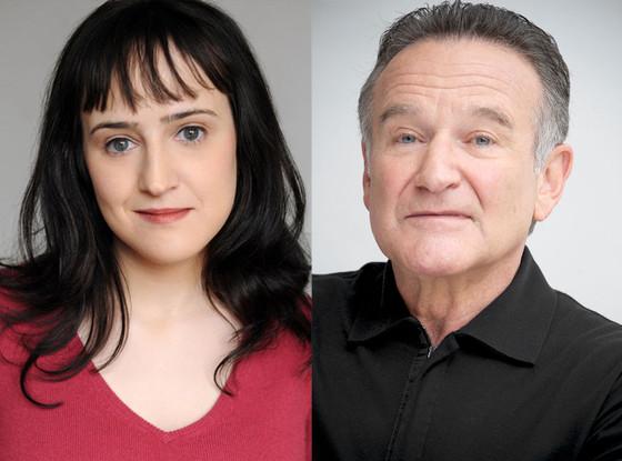 Mara Wilson, Robin Williams