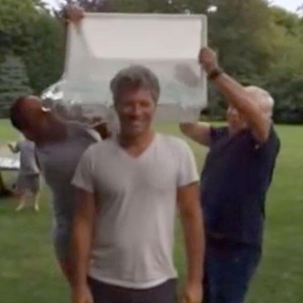 Jon Bon Jovi, Ice Bucket Challenge