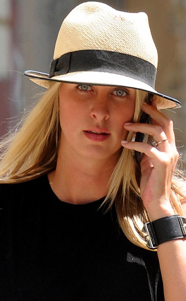 Nicky Hilton, Ring